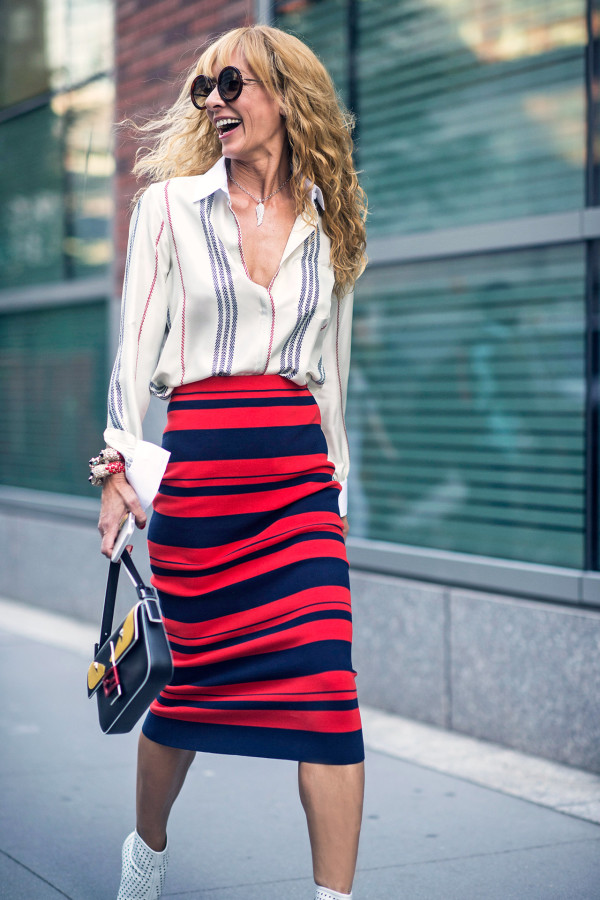NYFW-street-style-mix-match-stripes-600x900